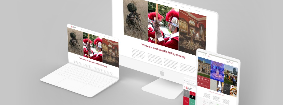 Our Web Design Work