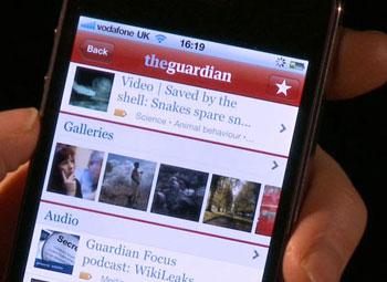 The Guardian Mobile