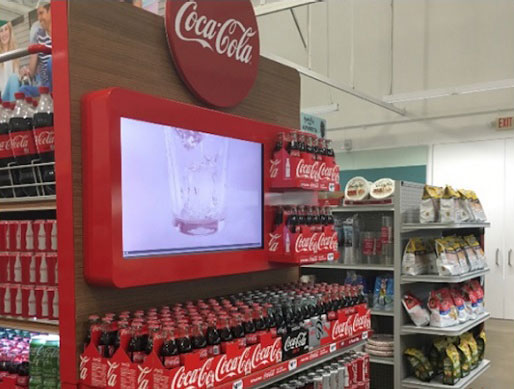Coca Cola personalised sales