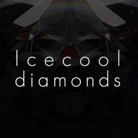 Icecool Diamonds Logo