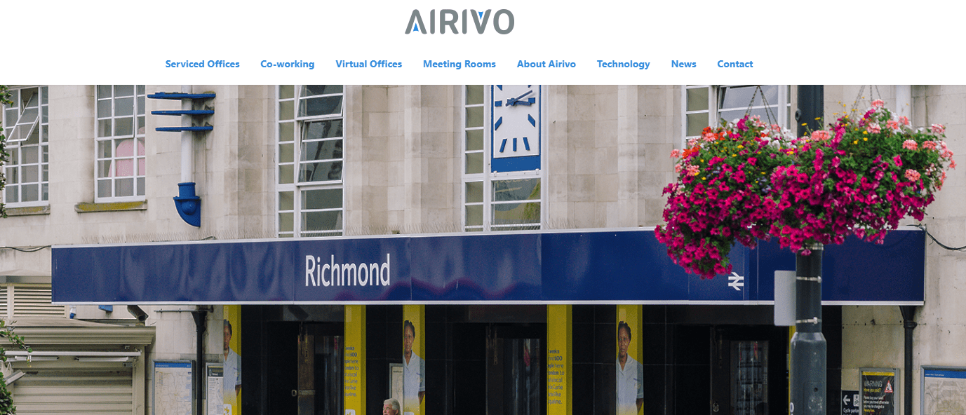 Airivo Website Banner